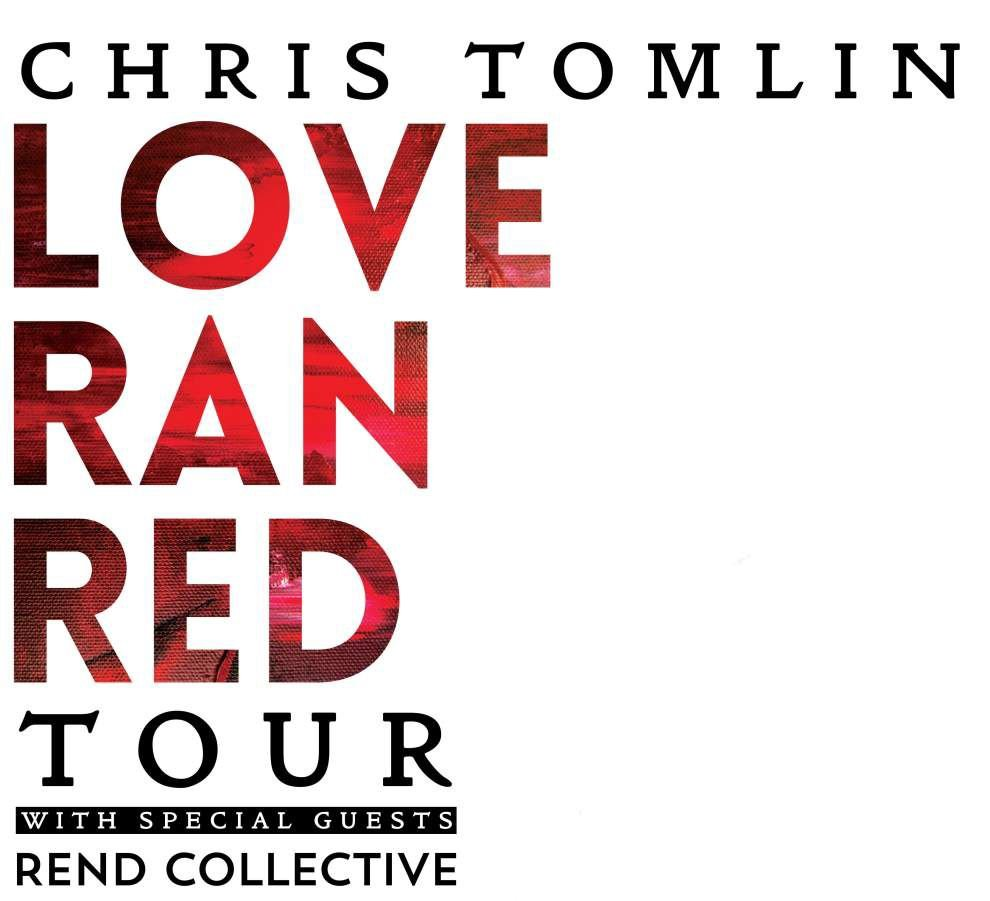 Facets of Faith: Chris Tomlin bringing \'Love\' tour to Baton Rouge ...