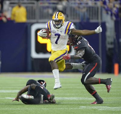 Chasing History Here S What Leonard Fournette Needs To Do To Claim Place As Lsu S Best Running Back Ever Lsu Theadvocate Com
