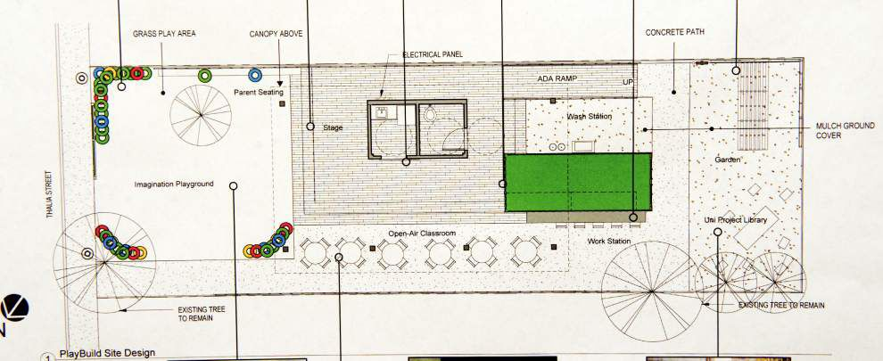 Vacant lot will become place for children to learn while playing _lowres