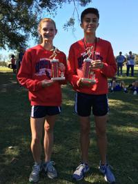Northwestern Middle School Cross Country Team End Season