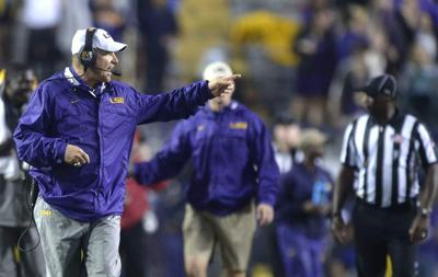 LSU 48, Western Kentucky 20 — Three and out: Workmanlike Tigers pull away, keep moving up in stature _lowres