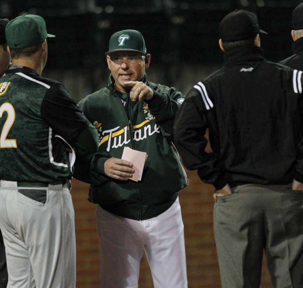 Tulane baseball team, invigorated by wins and rankings, hosts Gonzaga _lowres
