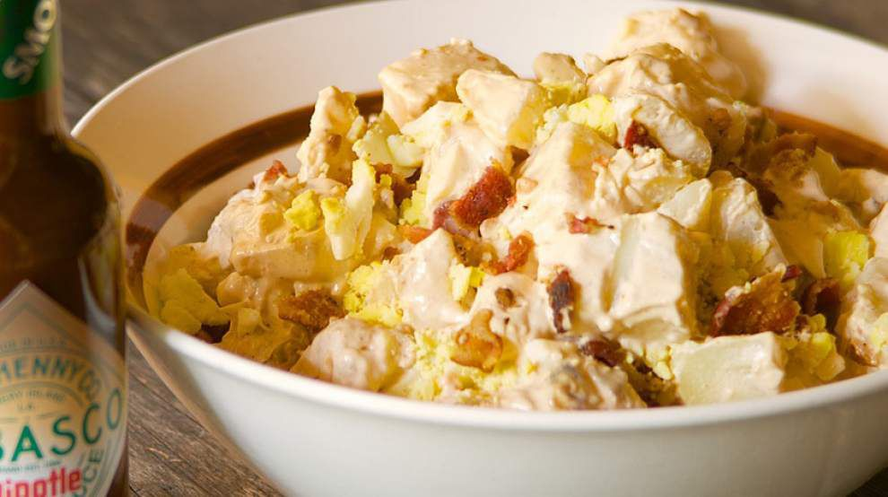 Bacon and Chipotle Potato Salad _lowres