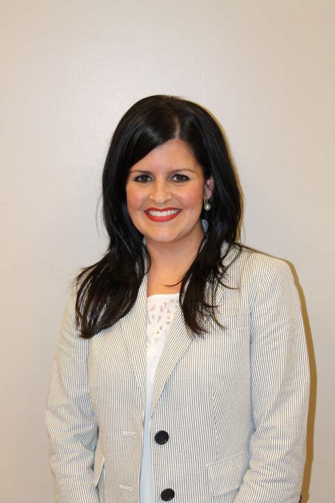 Becoming principal dream come true for new St. Amant leader _lowres