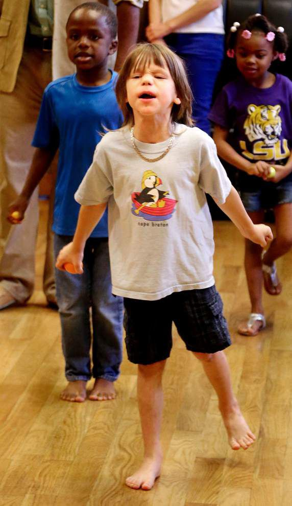 Photos: Summer campers meet the Wild Magnolias _lowres