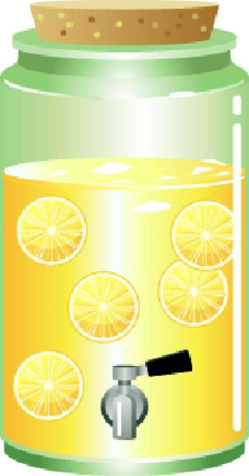 Young entrepreneurs plan for sweet success with lemons _lowres