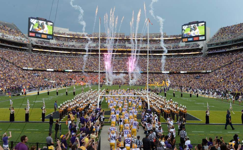 Scott Rabalais: This Saturday night in Tiger Stadium is a dream for LSU — and could be a nightmare for Florida _lowres
