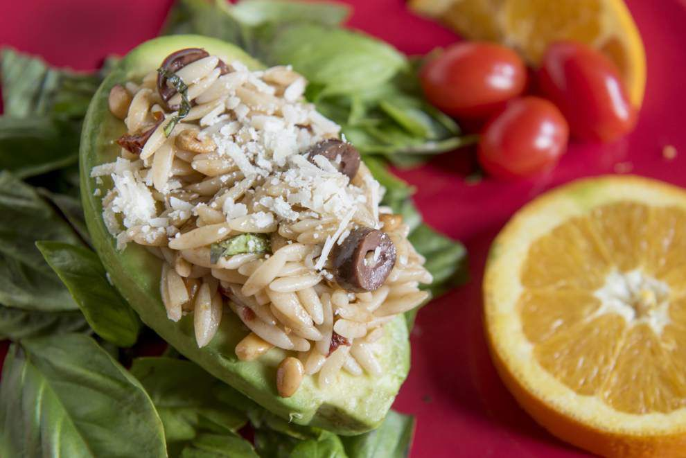 Eat Your Vegetables: Cold salad easy with orzo _lowres