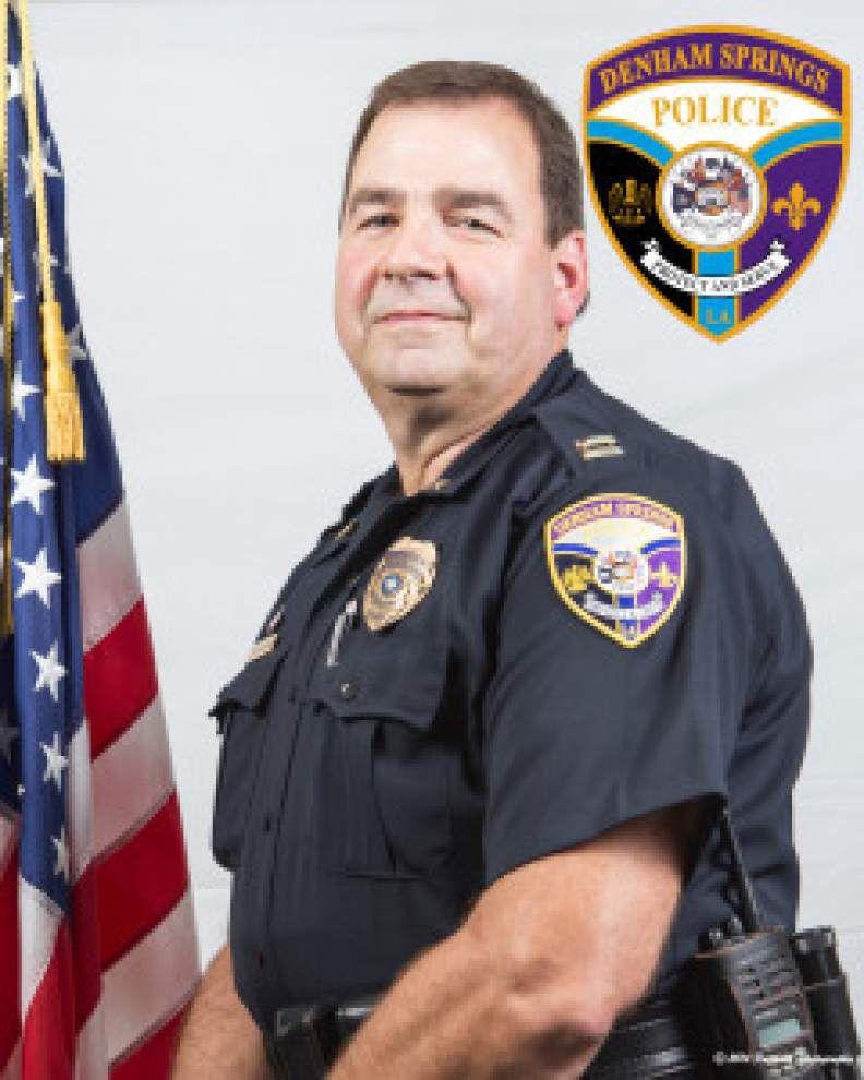 Appeal Hearing For Fired Denham Springs Police Captain