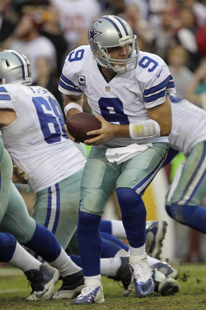 Jones: Romo could be cleared to face Eagles _lowres