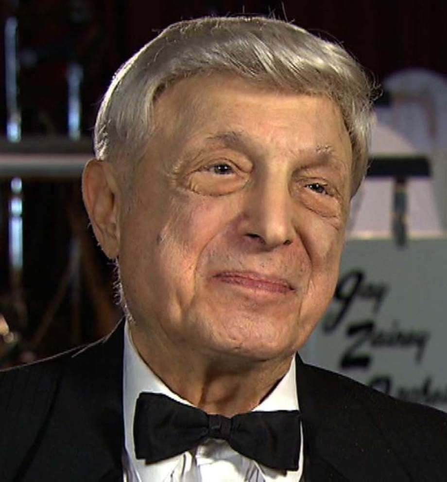 Musician Jay Zainey, who led orchestra at swing-music dances in Metairie for decades, dead at 92 _lowres