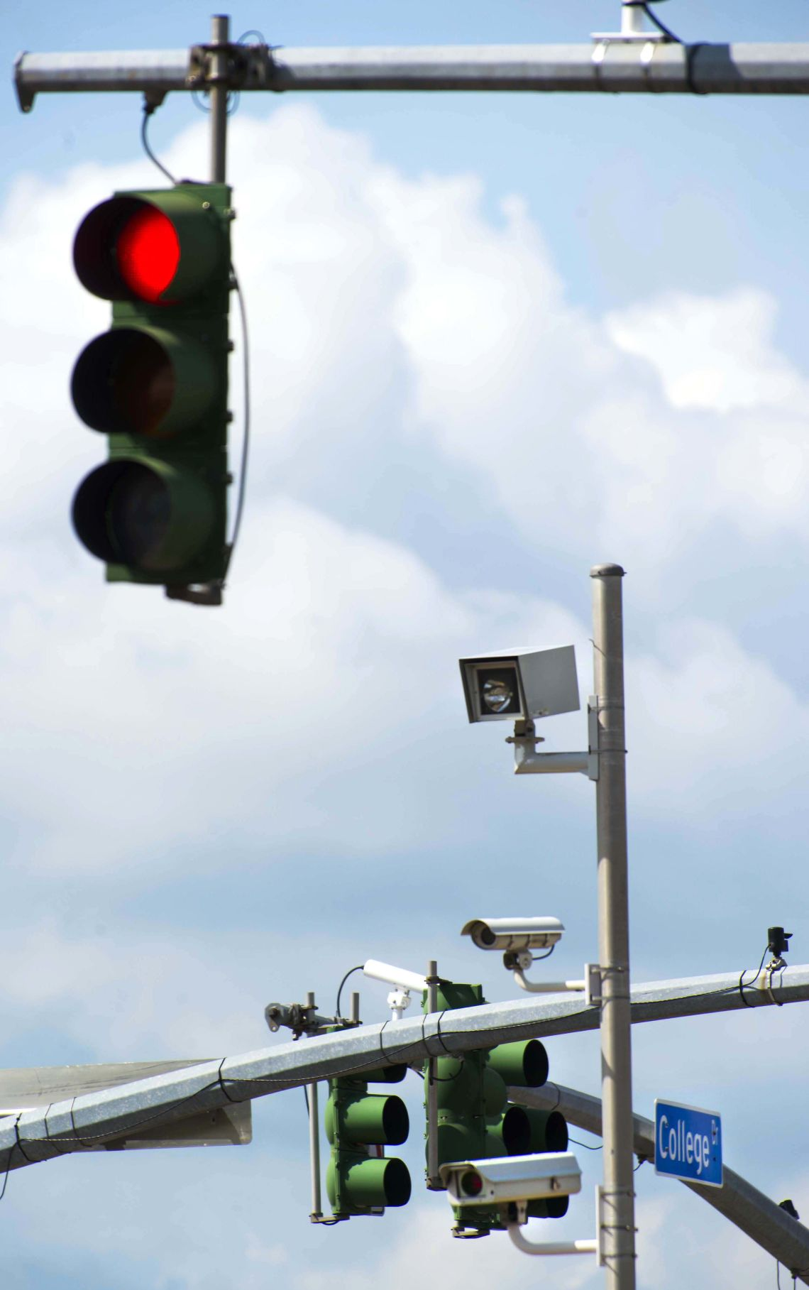 This Baton Rouge man owes $26K in red-light camera tickets