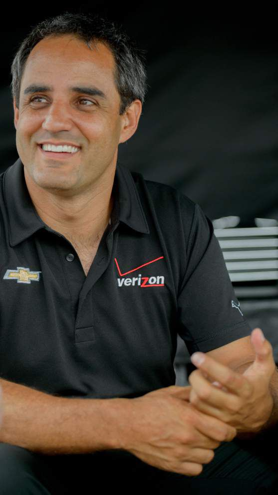 Lewis: It's all about respect for Juan Pablo Montoya _lowres