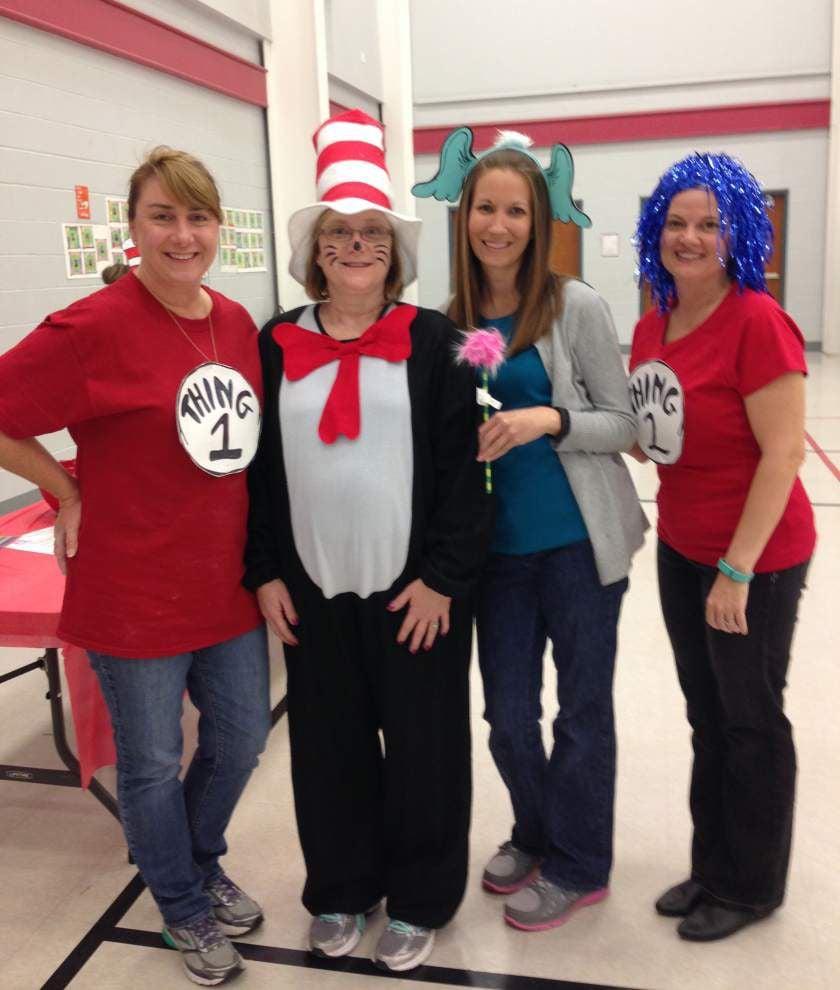 Marrero literacy night has Dr. Seuss theme _lowres