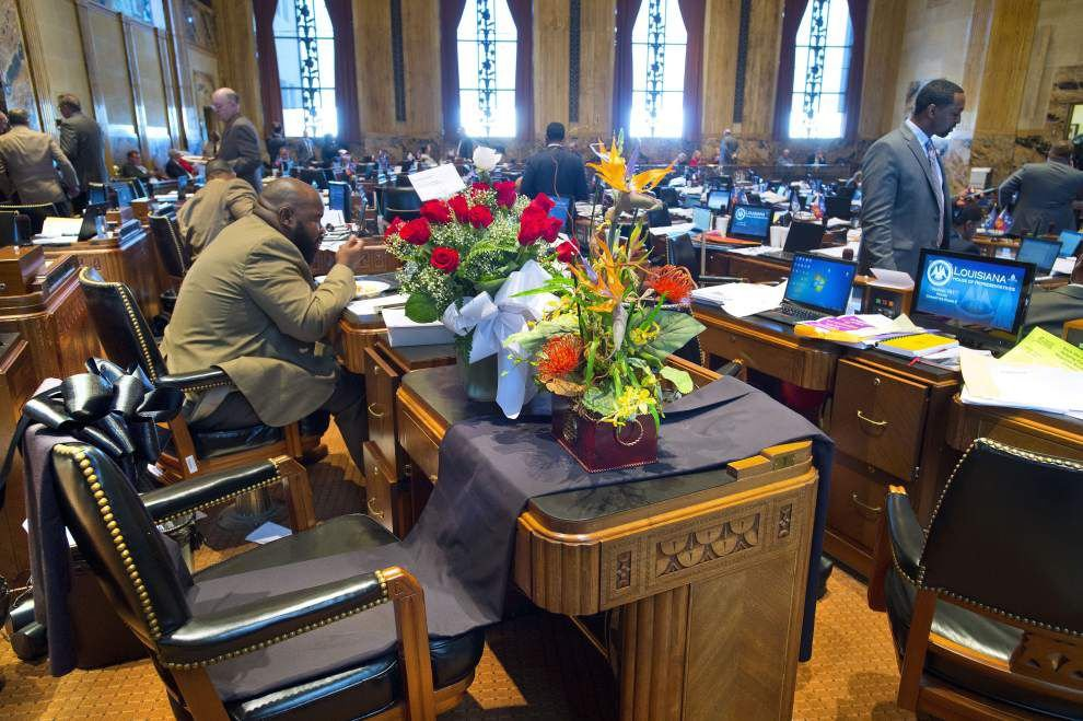 Five Democrats qualify to fill Ronnie Edwards' seat for Louisiana state representative election _lowres