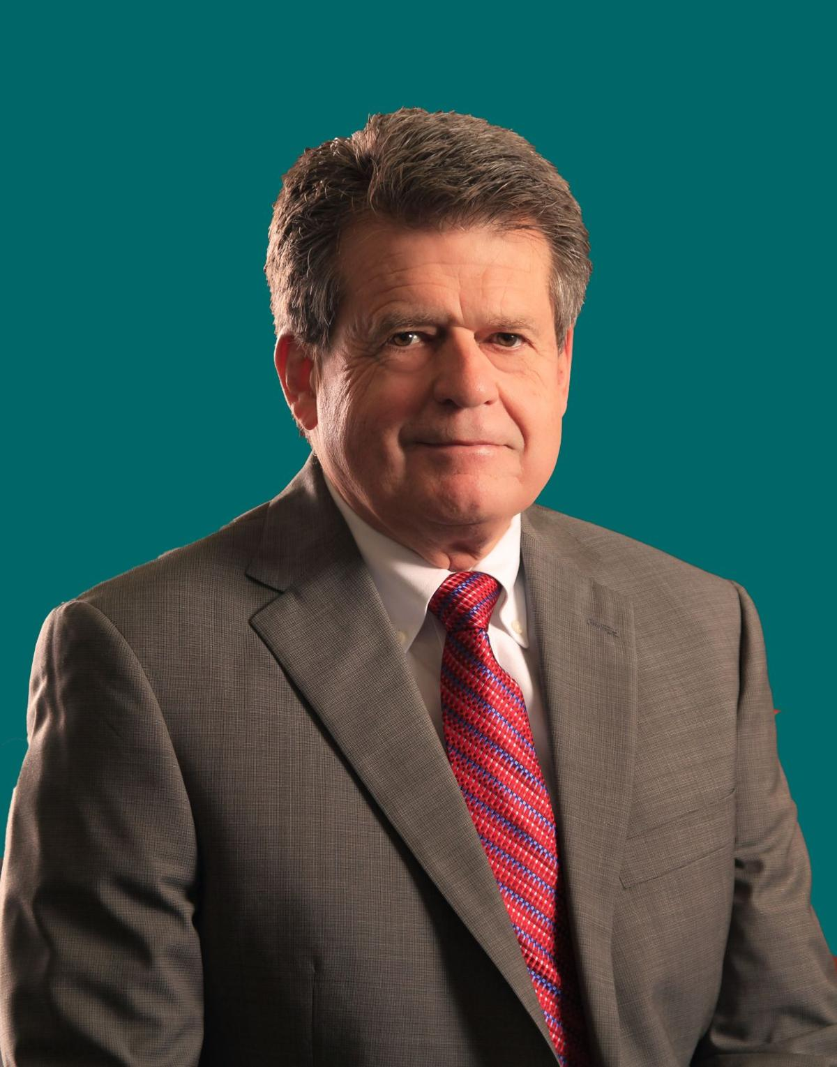 Gerald Parton, President and CEO of East Jefferson General Ho.1