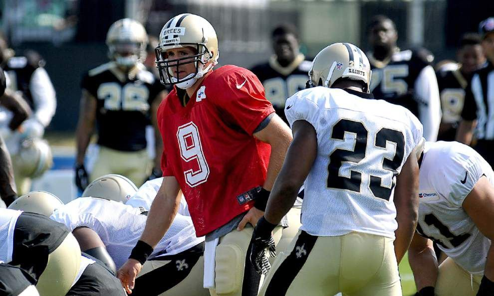 Bailey misses practice, intensity remains high among players _lowres
