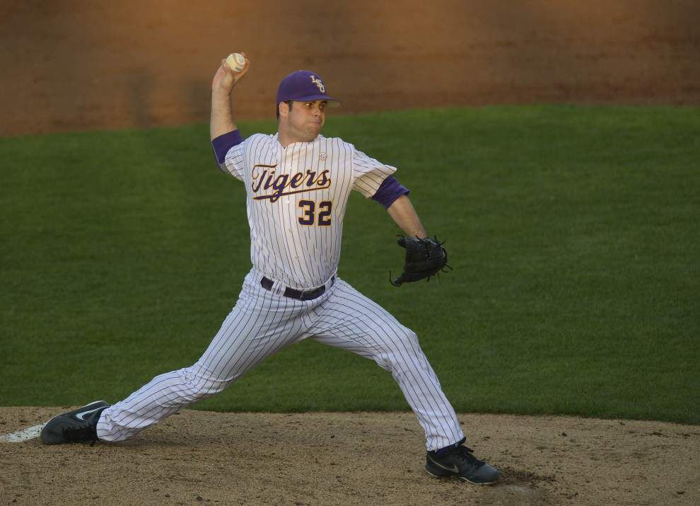LSU baseball notes: Alden Cartwright could get Sunday start again _lowres