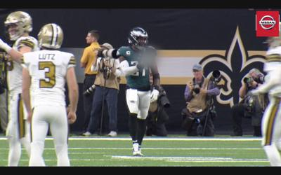 Eagles DB Malcolm Jenkins explains why he gave middle finger to Sean Payton  after Alvin Kamara TD 85180380e
