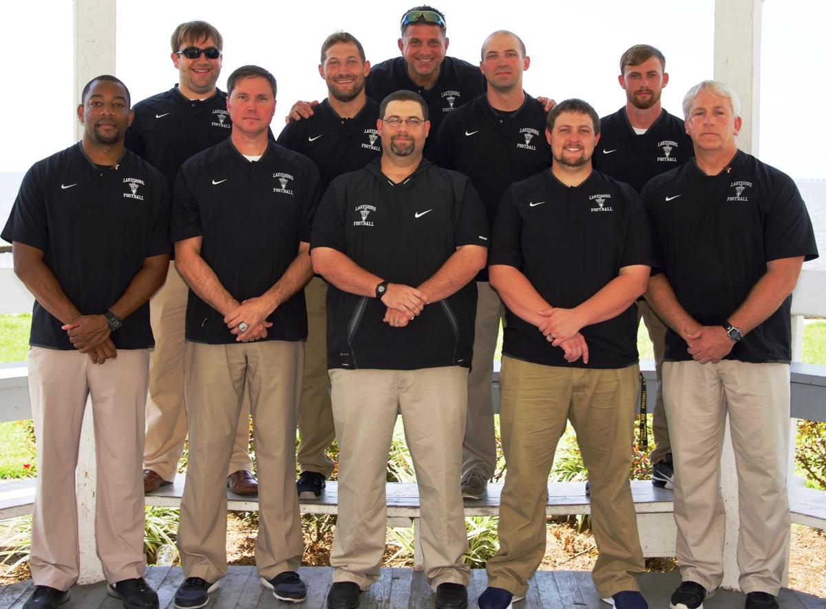 Lakeshore Football Coaching Staff