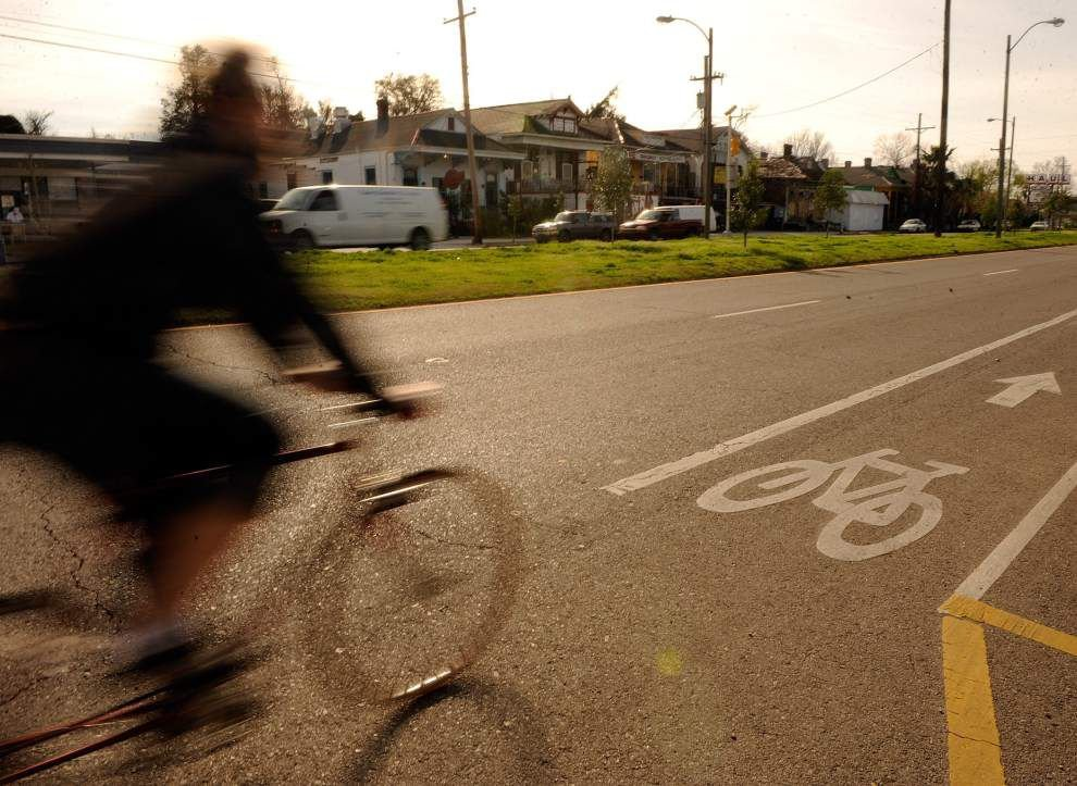 Rate for adult cycling deaths in Louisiana rises; State ranks 3rd in nation for bicyclist fatalities _lowres