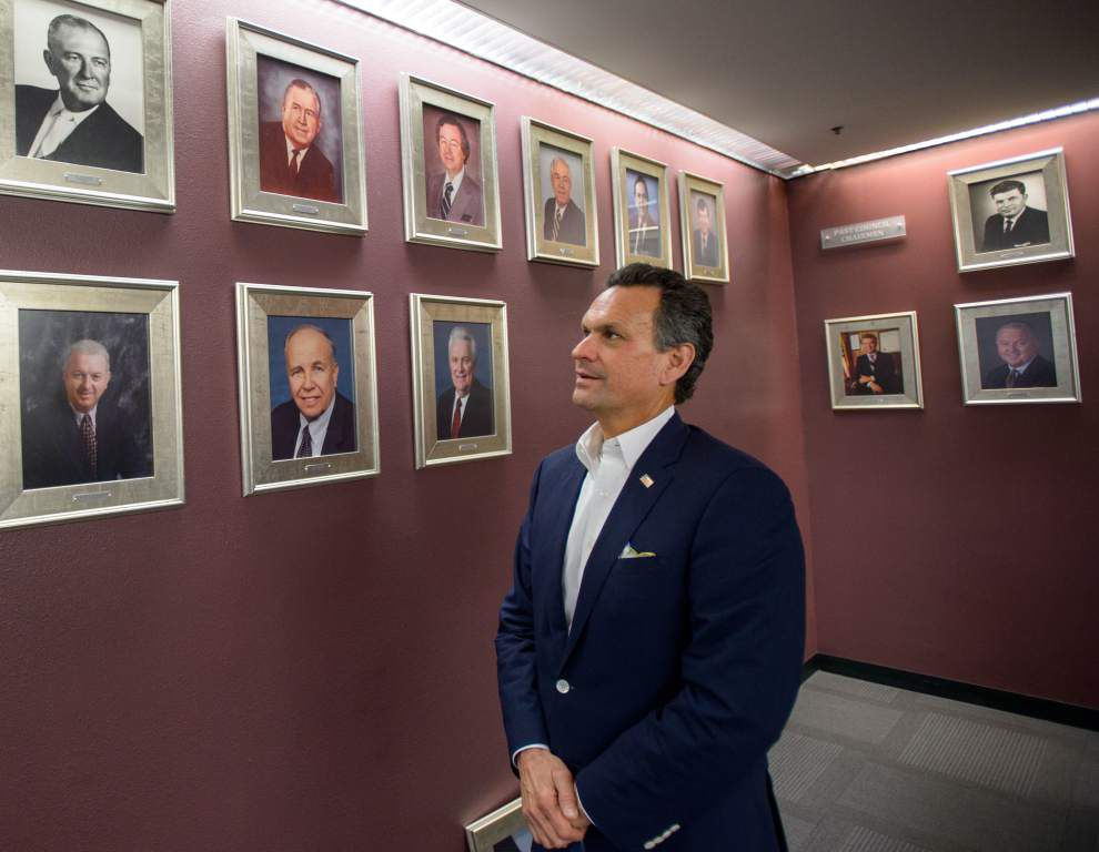Outgoing Jefferson Parish President John Young ponders career options _lowres