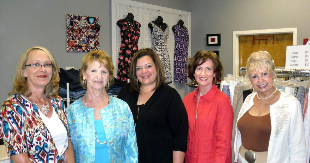 My Girlfriend's Closet offers upscale resale to benefit Rainbow Childcare Center _lowres