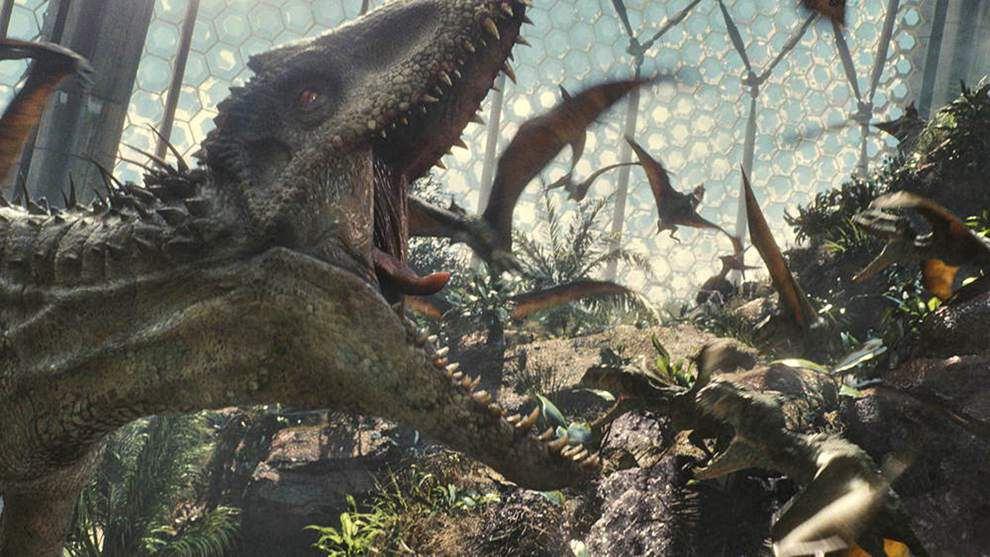 Review: Hugely entertaining 'Jurassic World,' partially filmed in New Orleans, roars onto screen _lowres