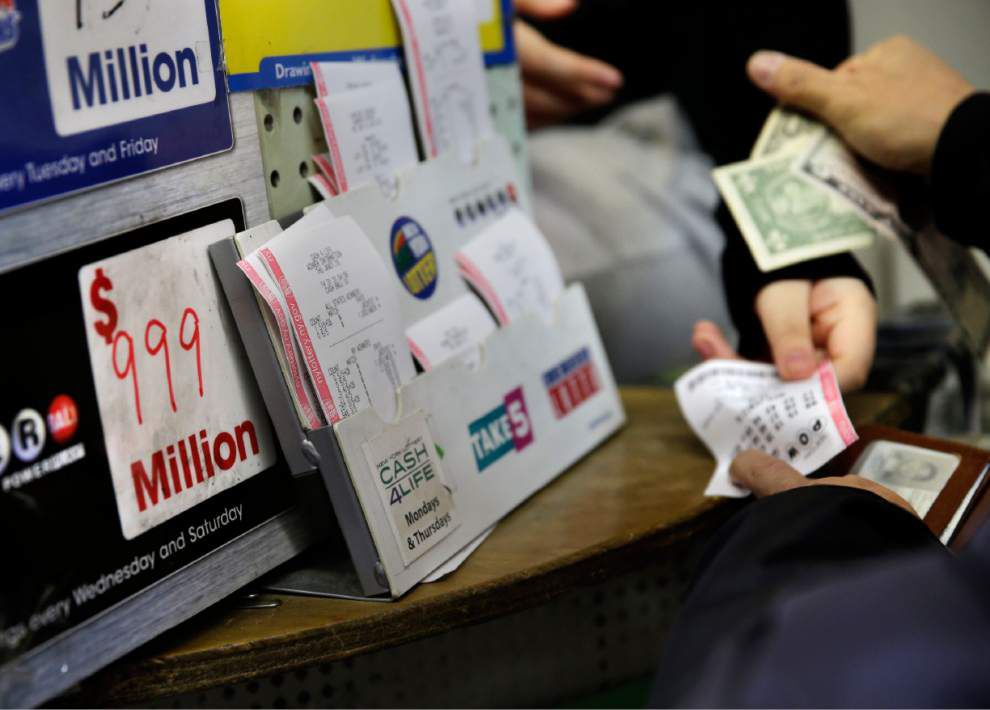 $1.5 billion Powerball prize invites misconceptions; for example, No one in my state ever wins _lowres