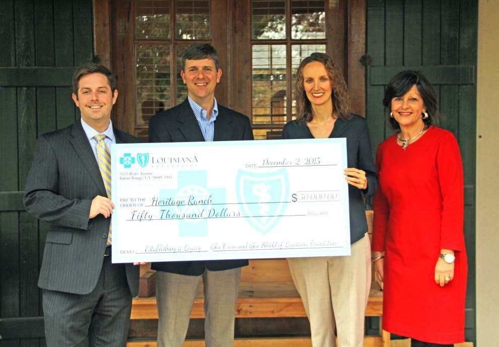 Angels of Change grant awarded to Heritage Ranch _lowres