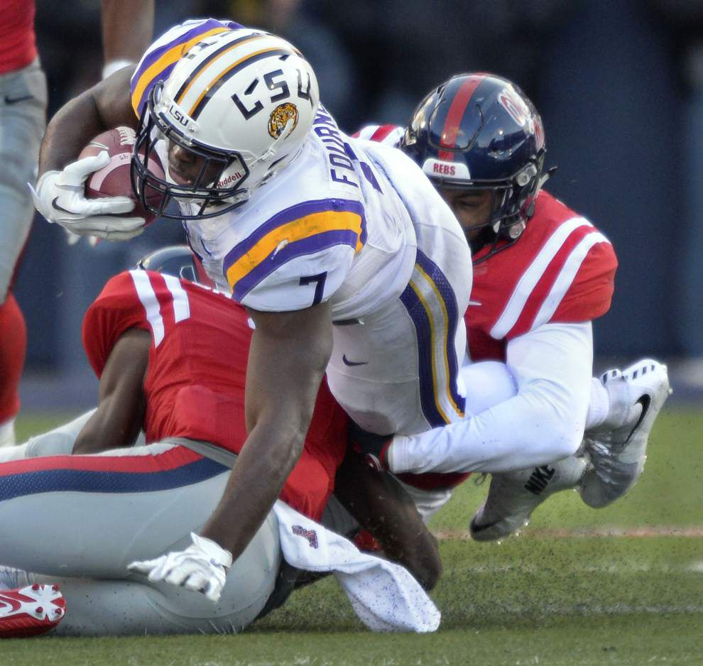 Ole Miss 38, LSU 17: Find out what the fallout will be from a tailspin like this in our Three and Out _lowres