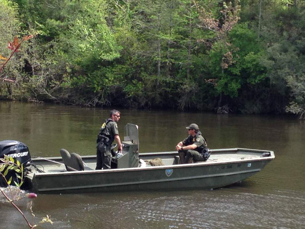 Body of missing woman found in Bogue Chitto River _lowres