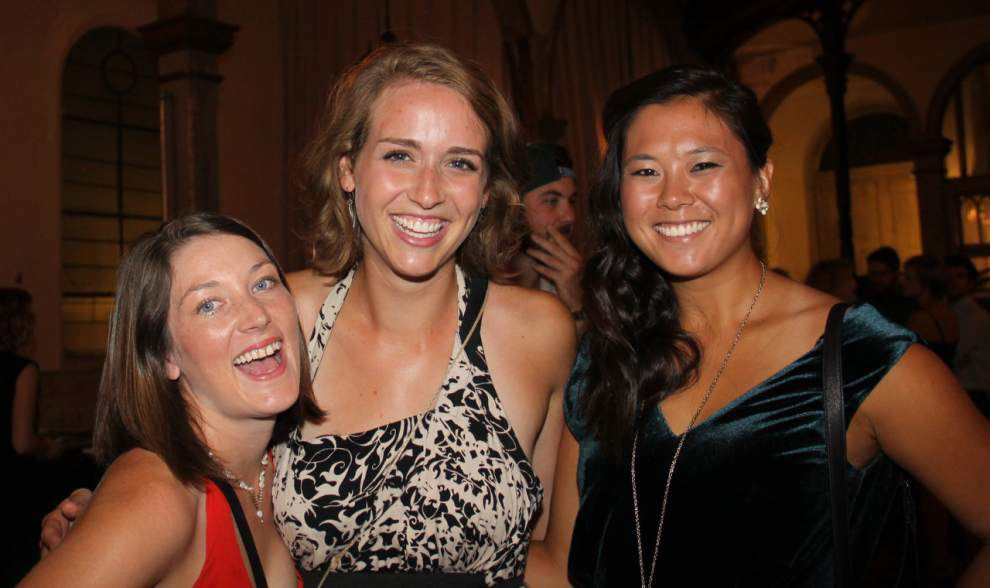 Steven Forster's Party central: Young Patrons Party at Marigny Opera House _lowres