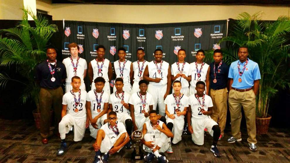 Jaguars place 4th in national contest _lowres