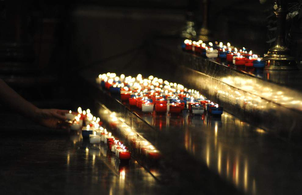 Photos: Communities honor, remember, grieve for Lafayette theater shooting victims _lowres