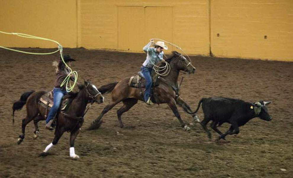 LSU Block and Bridle Club presents 77th annual rodeo _lowres