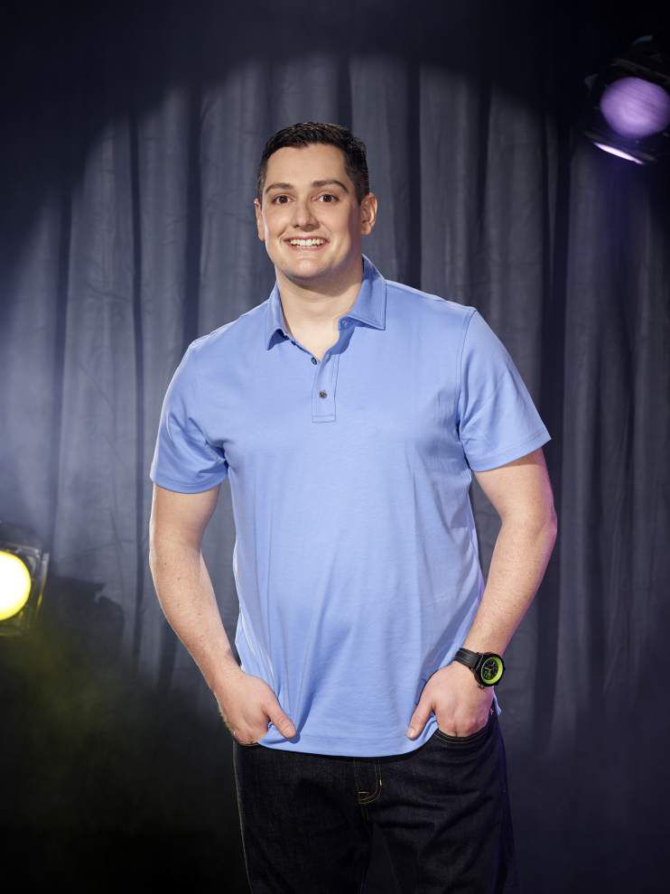 In 'Last Comic Standing' contest, the audience wins _lowres