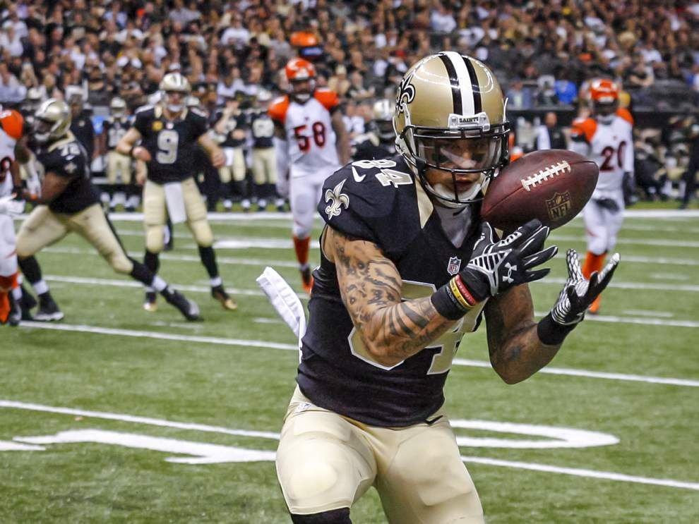 In year of unfulfilled promises, Saints receiver Kenny Stills avoided sophomore slump _lowres