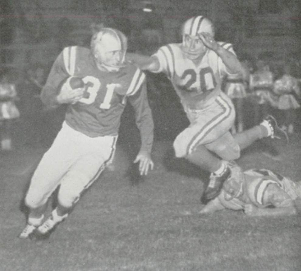 'That damn Billy Cannon' tortured Texas Tech in 1957, the last time these 2 Texas Bowl teams met _lowres