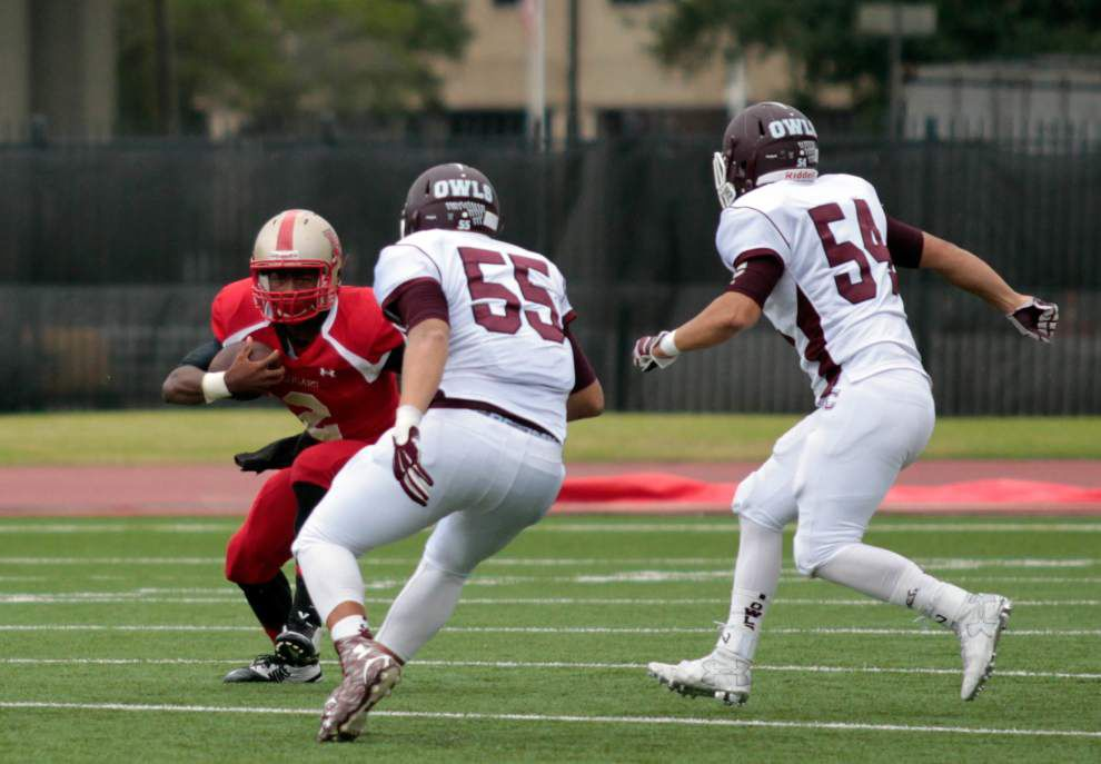 Chalmette, John Ehret, Landry-Walker try to emerge from logjam as District 8-5A champions _lowres