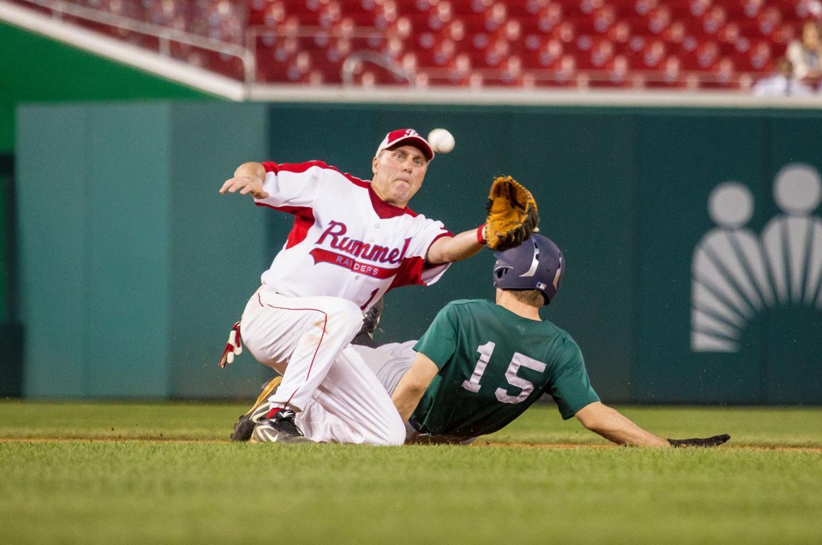 Dems Defeat GOP in Baseball 15-6 (June 25, 2014)