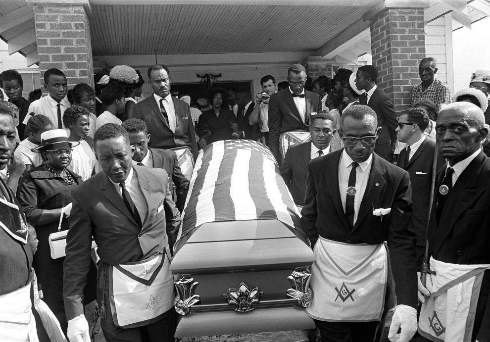 Washington Parish civil-rights era homicide investigation could continue with extension of federal law _lowres