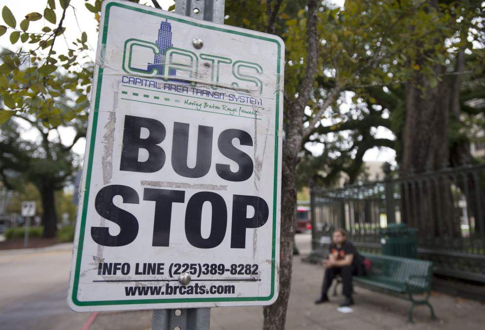 Union officials press for state funds dedicated for local transit systems like CATS in East Baton Rouge _lowres (copy)