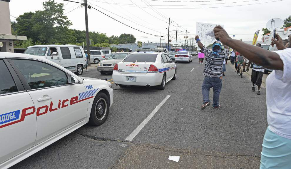 Our Views: After Alton Sterling shooting, build bridges, not barriers _lowres