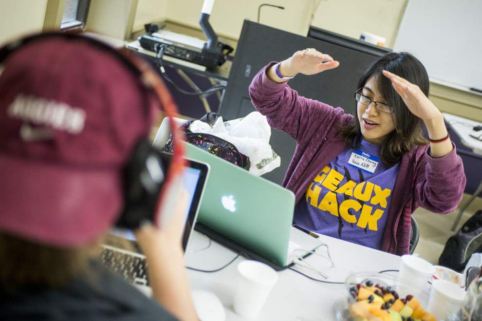 Computer wizards converge on LSU to test their skills _lowres