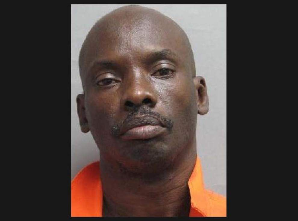 Accused armed robber booked in long string of New Orleans crimes; police say he stole to support heroin habit _lowres