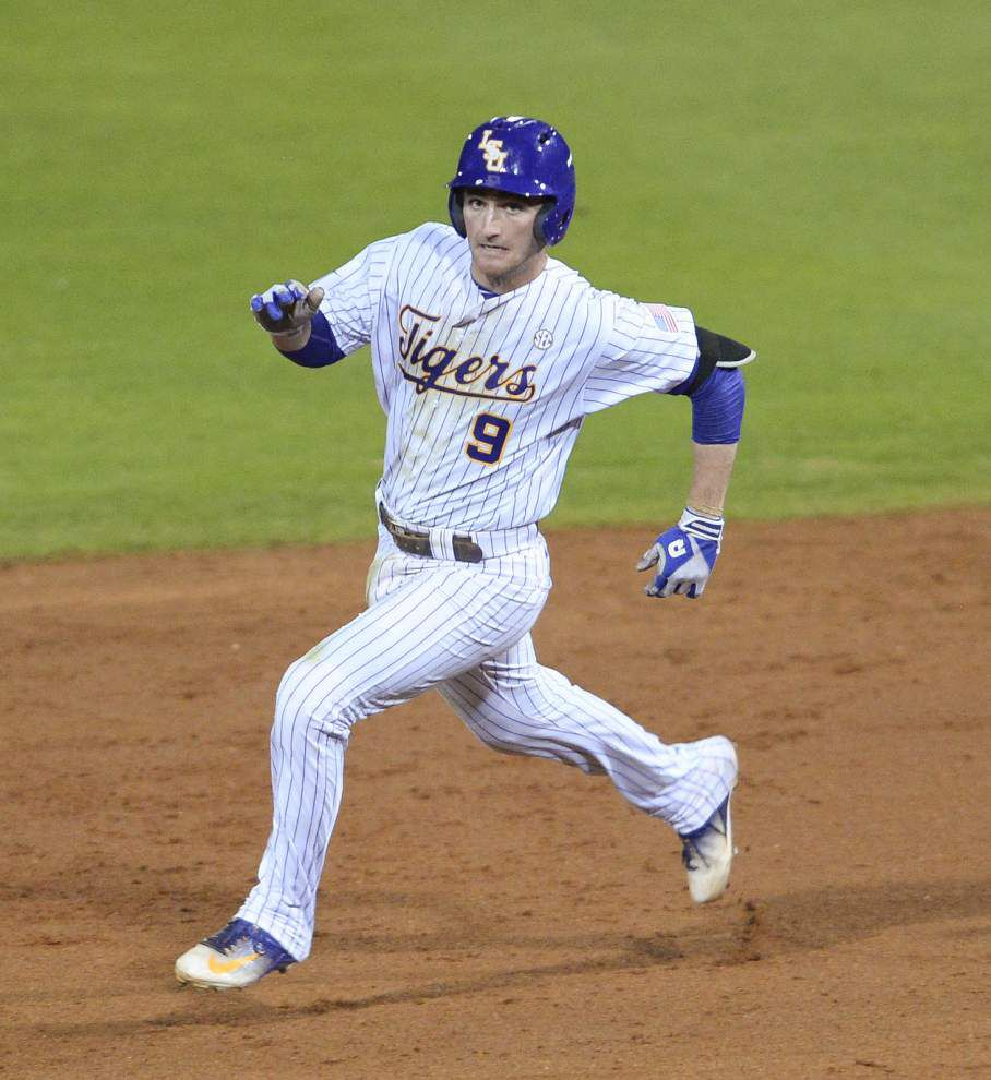 LSU baseball notebook: Pitcher Jake Latz will make his LSU debut Wednesday against Grambling _lowres