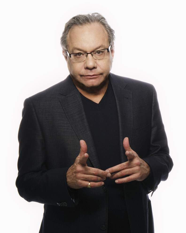 Lewis Black brings righteous anger to the stage _lowres