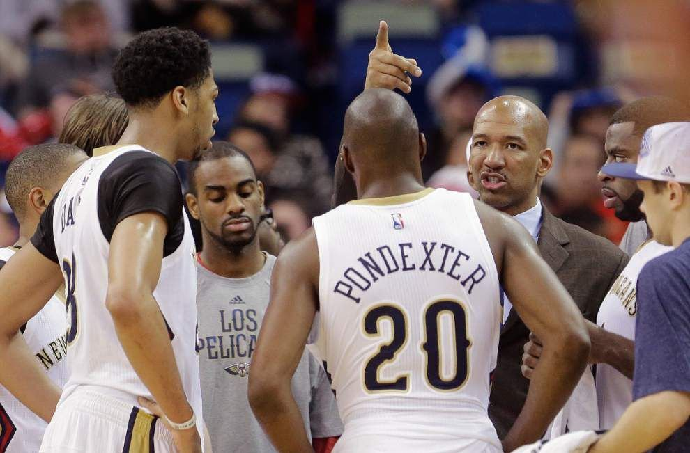Lewis: Pelicans' playoff push hits a Celtics-sized speed bump on what could have been a breakthrough night _lowres