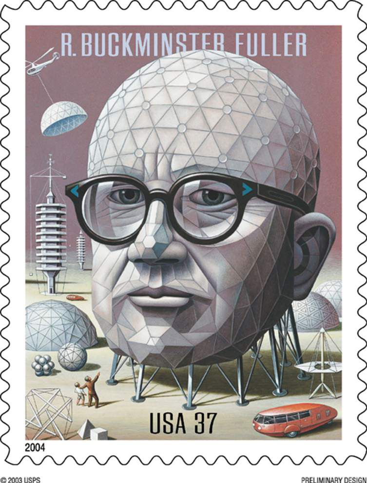 Soundtrack is part of tribute to R. Buckminster Fuller _lowres
